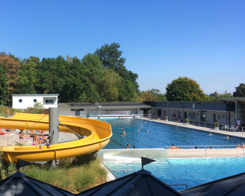 Waldschwimmbad Kronberg