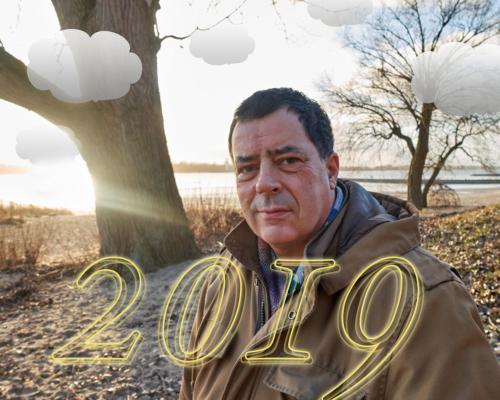 2019 - heiter und wolkig