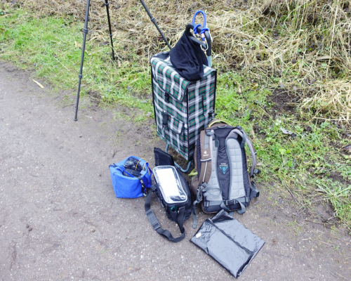 Foto-Ausrüstung