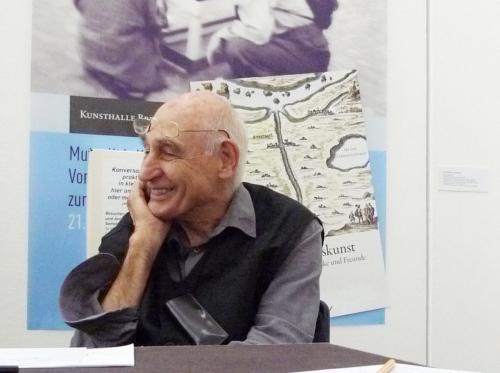 Kurd Alsleben, im Kunsthaus Hamburg 2013