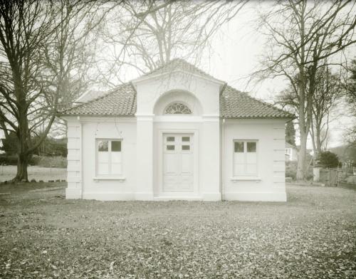 Liebliches Gartenhaus im Bauers Park