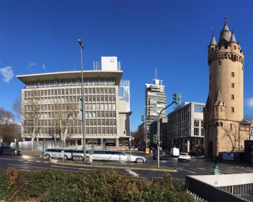 Am Eschenheimer Turm