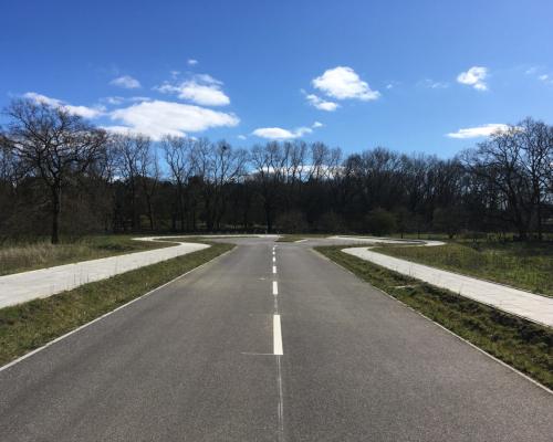 Straße im Nirgendwo, Lurup