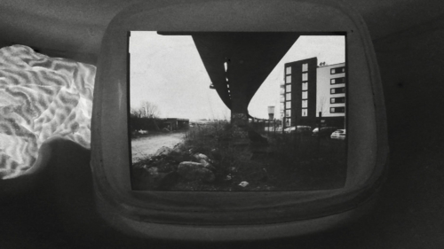 4x5 Negativ Fotopapier Kalotypie im Wasserbad