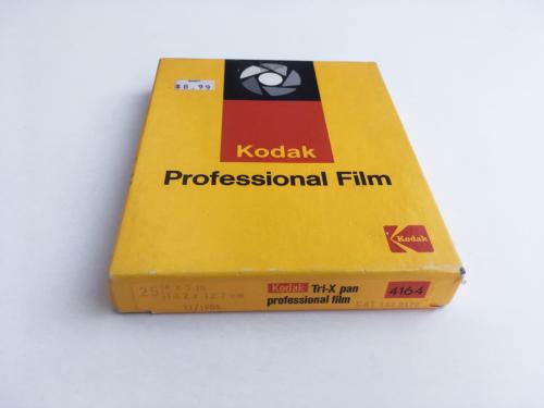 Post aus der Vergangenheit. Kodak Tri-X Pan 11/1985