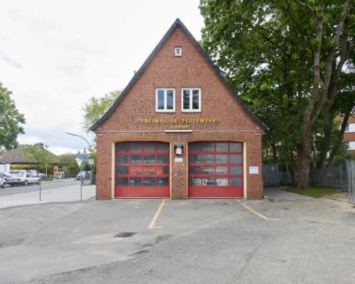 Gebäude Freiwillige Feuerwehr Lurup