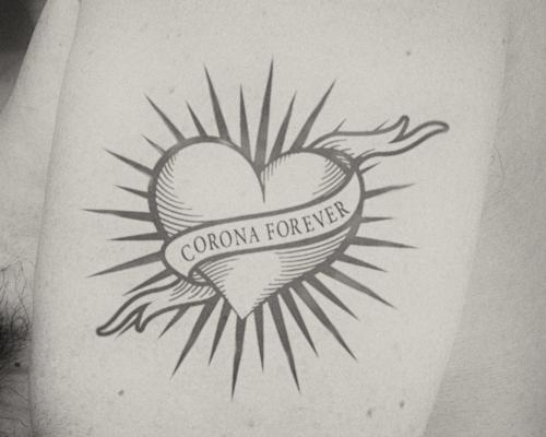 Corona forever!