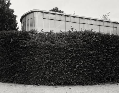Gewächshaus im Jenischpark Hamburg