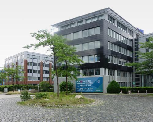 Bürogebäude am Albert-Einstein Ring