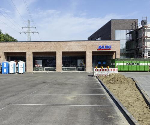 Einkaufszentrum Stellingen