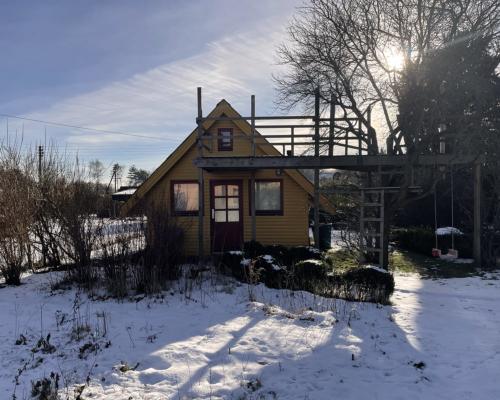 Hütte im Kleingartenverein Bahrenfeld
