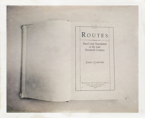 Buch Routes von James Clifford. Travel and Translation in the late 20th Century.