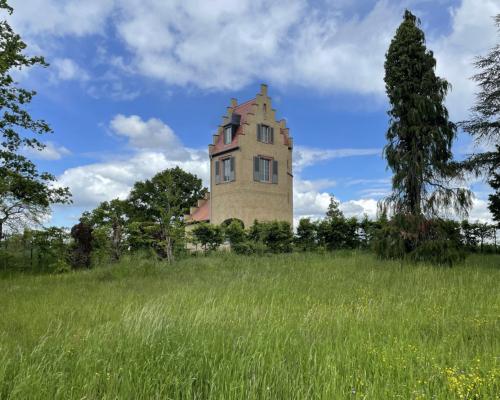 Spanischer Turm auf der Rosenhöhe Darmstadt