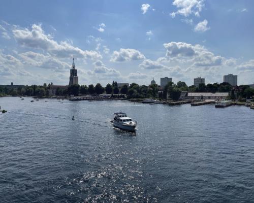 Potsdam, Havel
