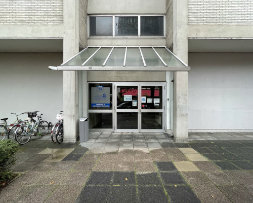 Institutsgebäude Gräfstr. 38, Frankfurt Bockenheim