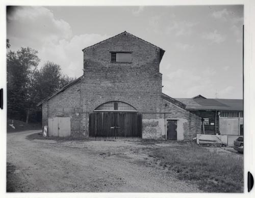 Alte Ziegelei, Praunheim. Aufnahme im Format 4x5. Vom Leuchtpult abfotografiert.